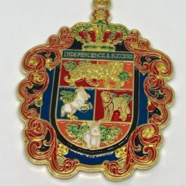 Annual Crest Amulet 2018 new