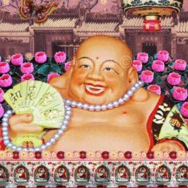 Happy Laughing Buddha