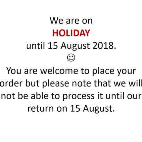 Holiday Notice2