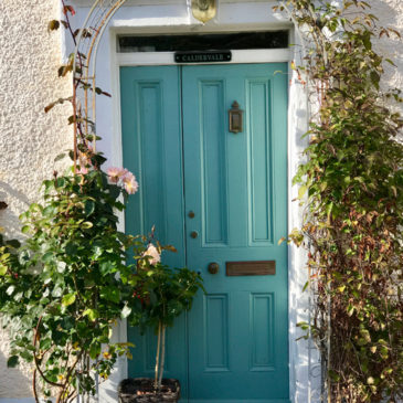 Good Feng Shui for your Main Door