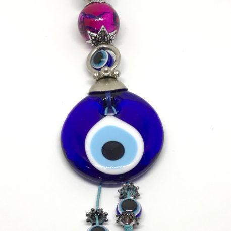Anti Evil Eye Bag Charm