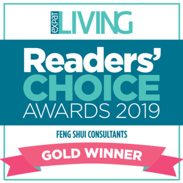 Gold Award! Expat Living Readers' Choice Awards 2019