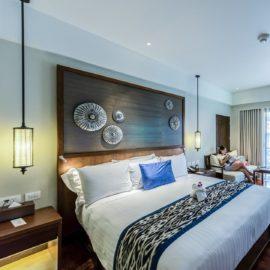 Bedroom spacious