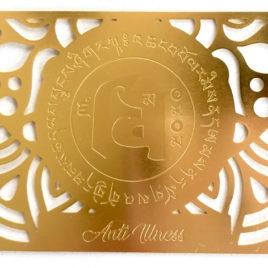 Anti-Illness Amulet Card