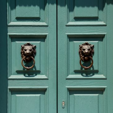 Which are the Auspicious Doors this CNY?
