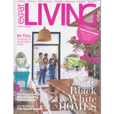 Expat Living May 2017