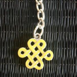 MK Keychain YellowS