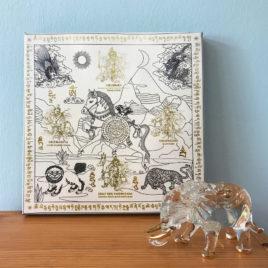 Wind Horse Canvas Print