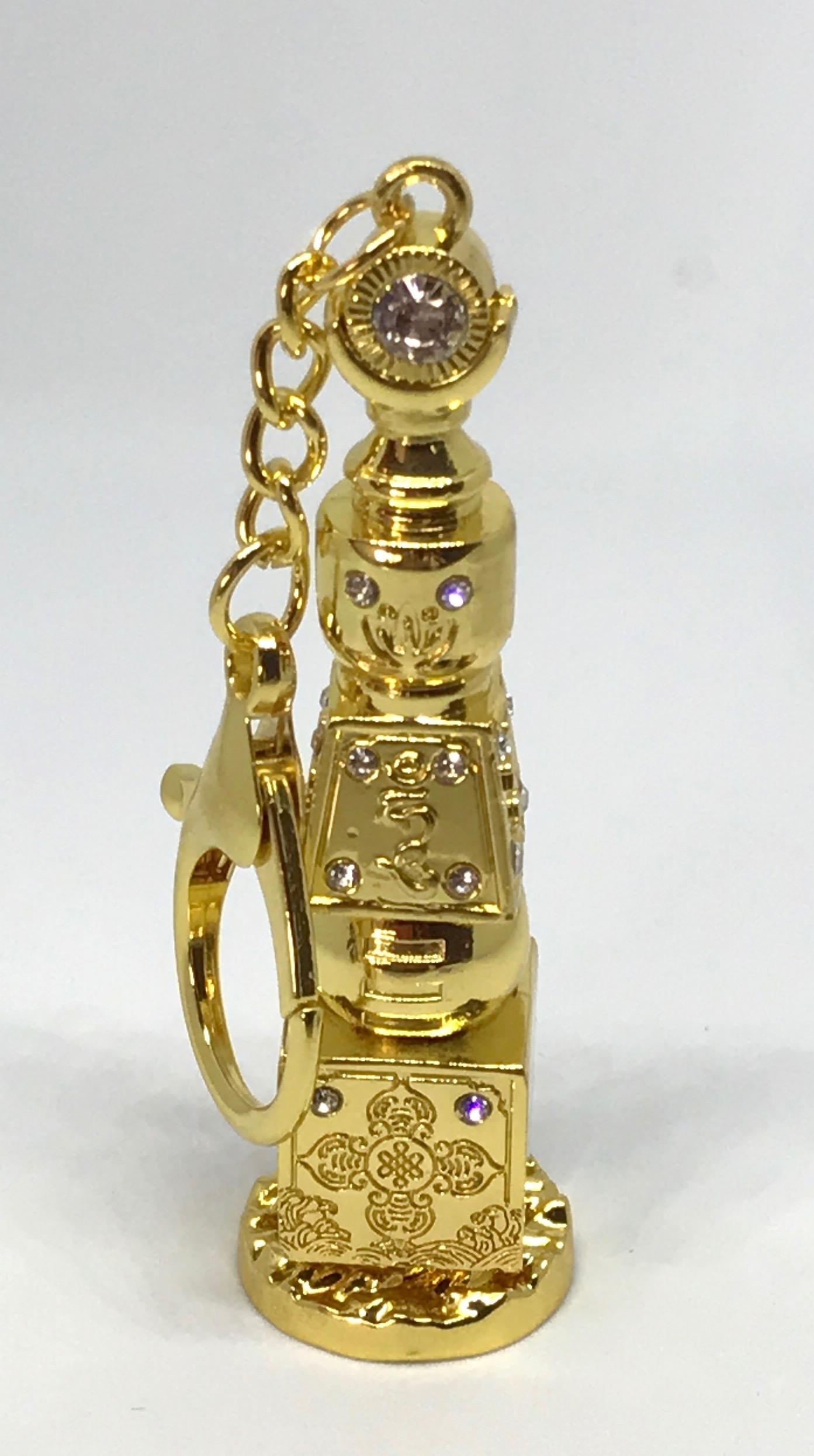 5 Element Pagoda Amulet (large)