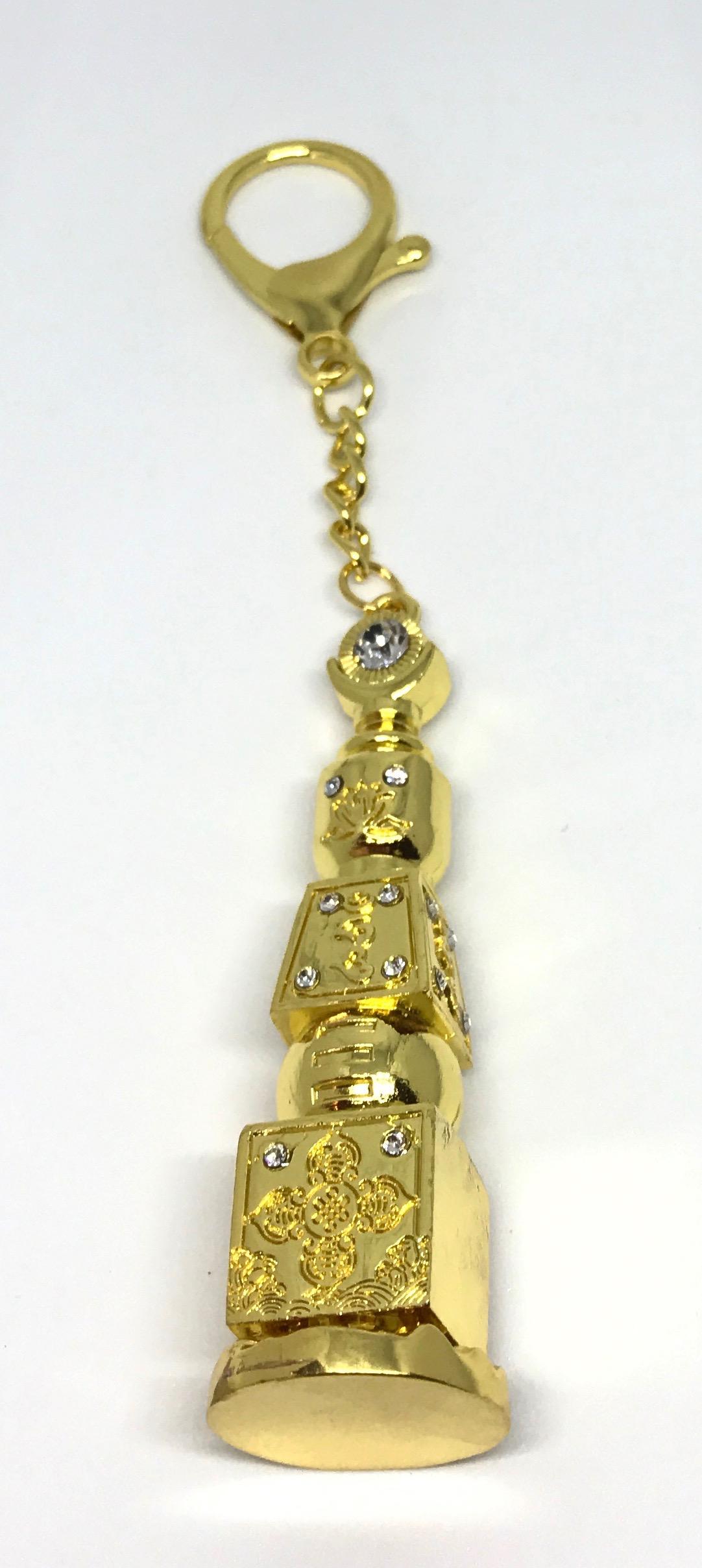 5 Element Pagoda Amulet (large) 2