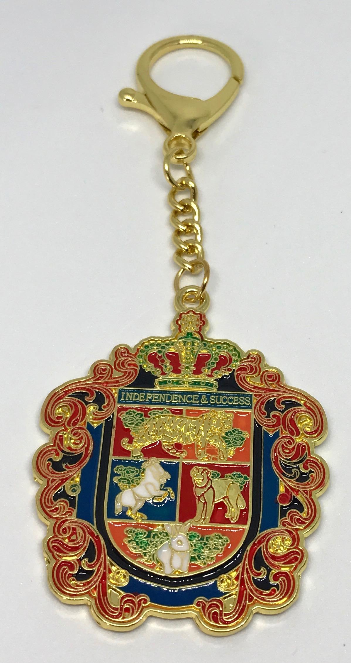 Annual Crest Amulet 2018 new