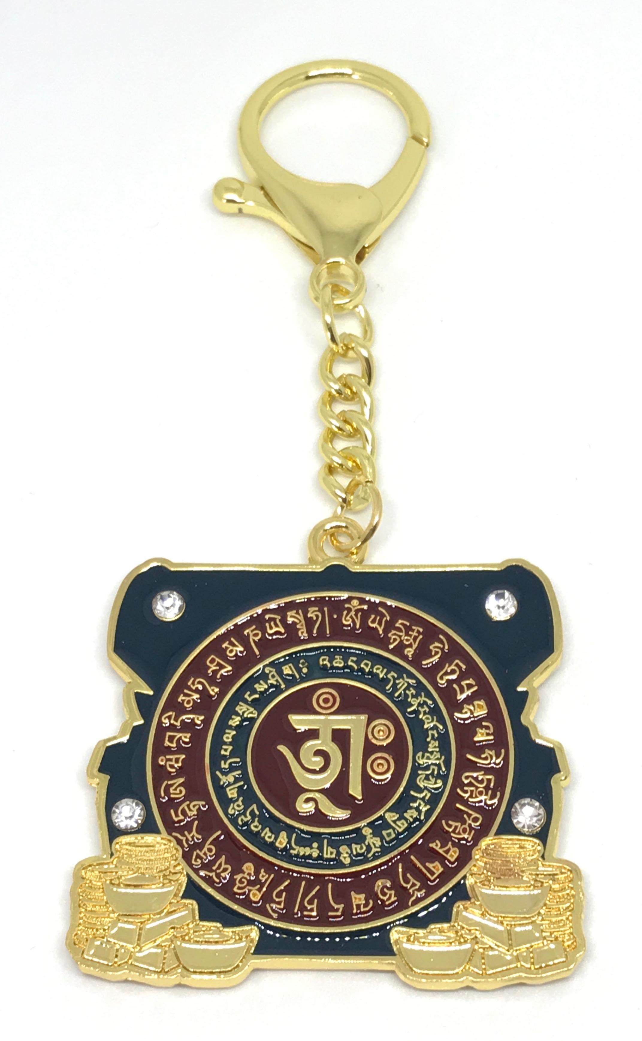 Treasure Chest Amulet 2