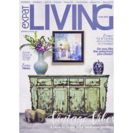 Expat Living March 2018: Feng Shui Focus Feature