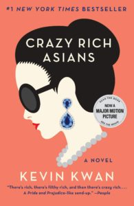 Crazy Rich Asians Book Cover_Feng Shui Blog by Feng Shui Focus