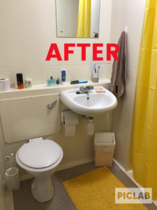 Luke's Bathroom AFTER