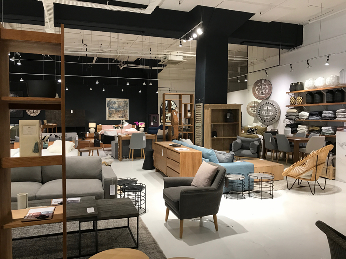 Originals Furniture Shop Expansion with Good Feng Shui