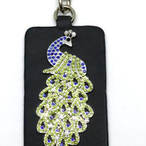 Peacock Key Ring