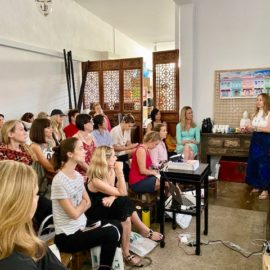 Expat Living Feng Shui Talk with Lucy Richardson
