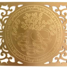 Wealth-Bringing-Mongoose-Card