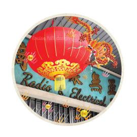 Little-Fiery-Dragon Feng Shui Art