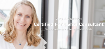 Lucy Richardson Feng Shui Consultant Singapore