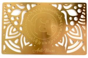 Anti-Illness Amulet Card   Shop Now