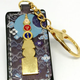 "5 Element Pagoda Amulet with ""Om Ah Hum"""