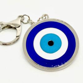 Evil Eye Square Amulet