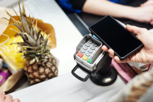 PayWave Payment and Pineapple Decoration